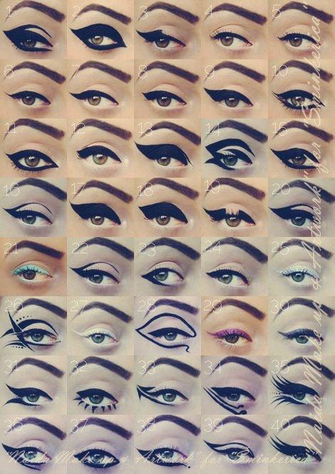 tumblr eyeliner chart